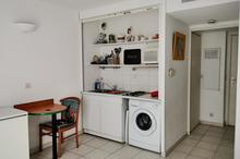 Location appartement - NICE (06200) - 17.7 m² - 1 pièce